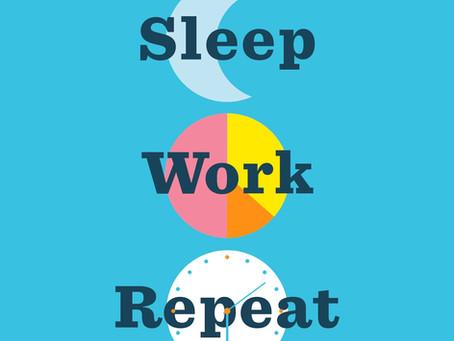 Eat Sleep Work Repeat: il lato oscuro dello smart working