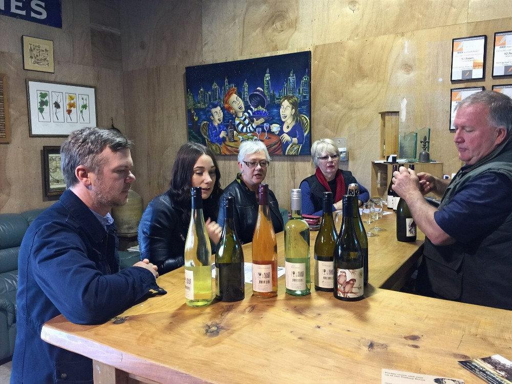 Regional Tastes - Wine & Beer Tour