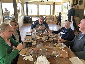 Lunch at Phillip Island Winery