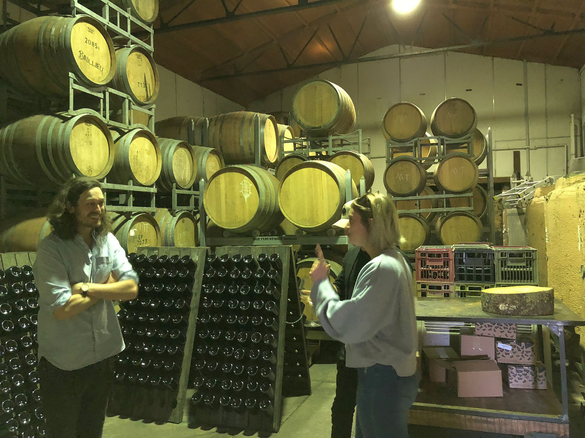 Wine, Beer, Gin & Distillery Tour