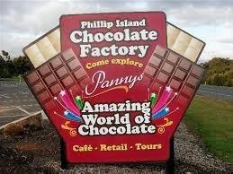 Pannys Chocolate Factory