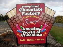 Pannys Chocolate Factory