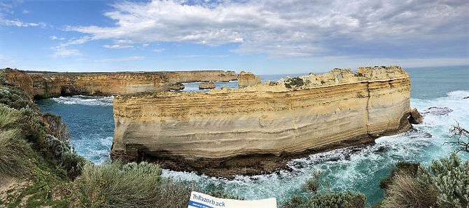 The Razzorback, Great Ocean Road
