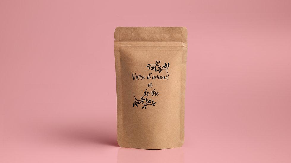 Vivre d'amour et de thé