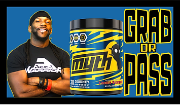Myth Pre Workout Review