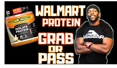 Body Fortress Walmart Protein Review