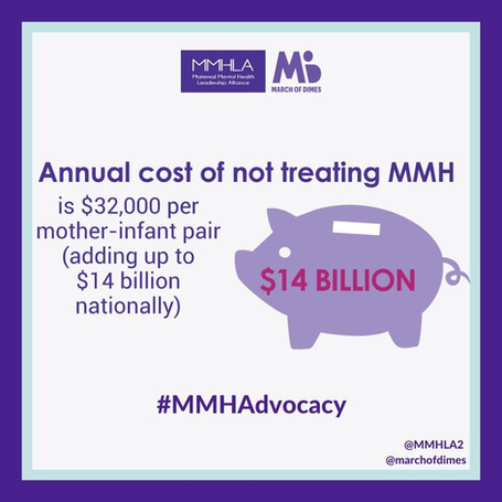 Image annual cost of not treating MMH co