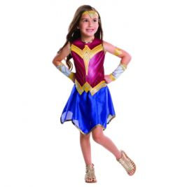WONDER WOMAN COSTUME, CHILD