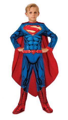 SUPERMAN CLASSIC COSTUME, CHILD  Item No. 0175D