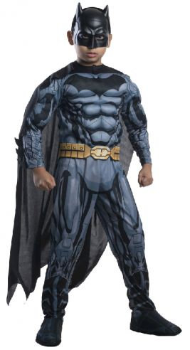 BATMAN DELUXE DIGITAL PRINT, CHILD