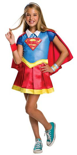 SUPERGIRL DC SUPERHERO GIRLS DELUXE, CHILD