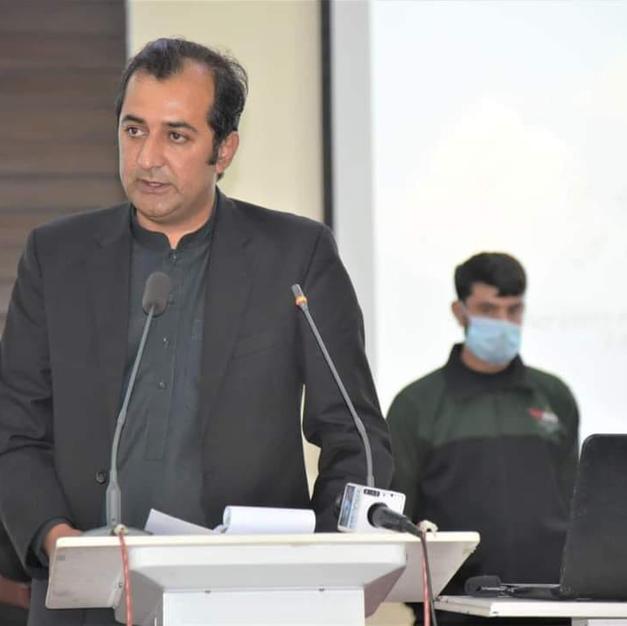 Mr. Khalid Khurshid