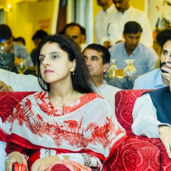 Ms. Kiran Afzal