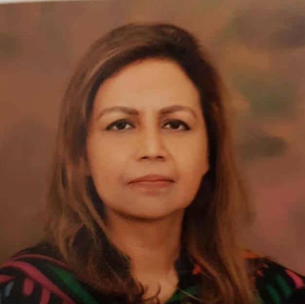 Ms. Naheed S.  Durrani