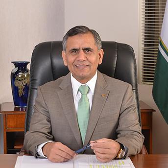 Air Marshal Mr. Arshad Malik