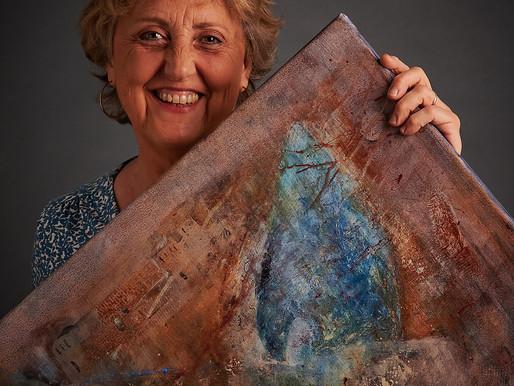 Artiste local de Racour à l'honneur : Sabine Lecocq
