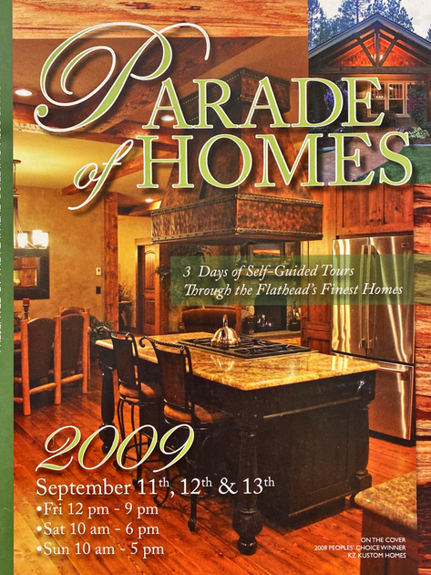 Parade of Homes with Hunter and Company