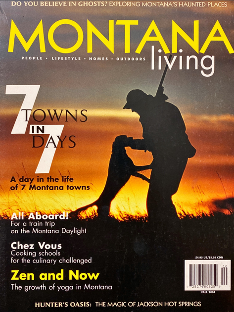 Montana Living - Hunter and Company