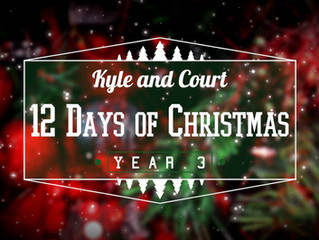 KyleandCourt's 12 Days of Christmas 2017! 12 Days of Amazon Gift Card Giveaways!