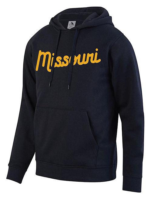 MU Script Hooded Sweatshirt