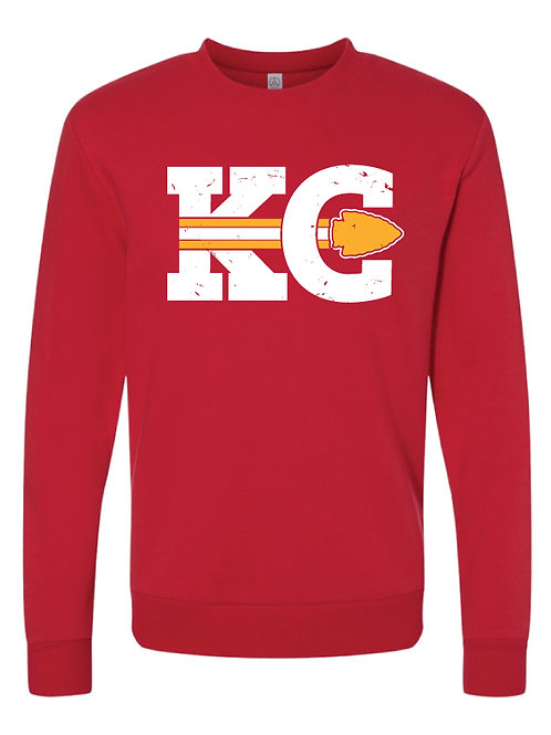KC Crewneck Sweatshirt