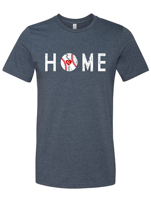 Home KC Baseball Print