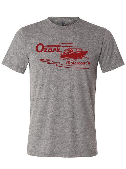 Lake of the Ozarks Motorboat'n Tee