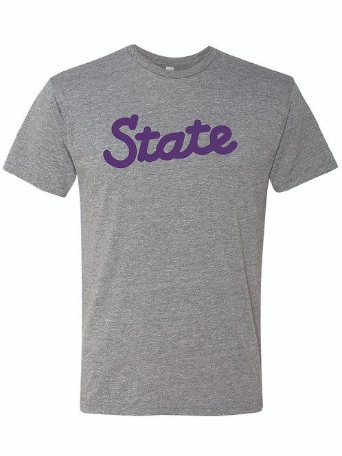 Kansas State 'State' Tee