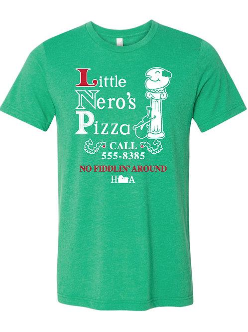 Little Nero's Pizza Tee