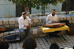 להקת אגדתא במופע בסמטא