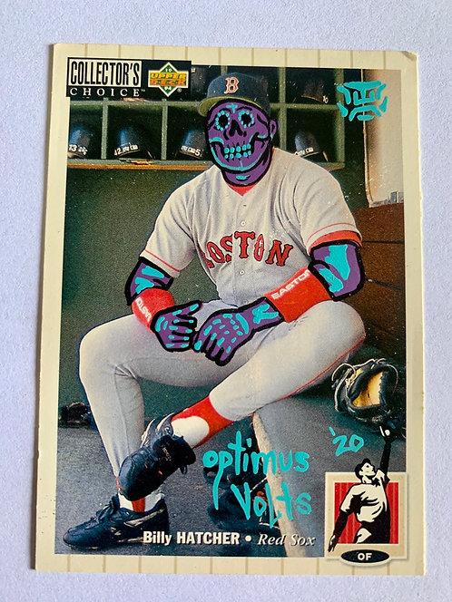Billy Hatcher Upper deck 1994 Boston Red Sox