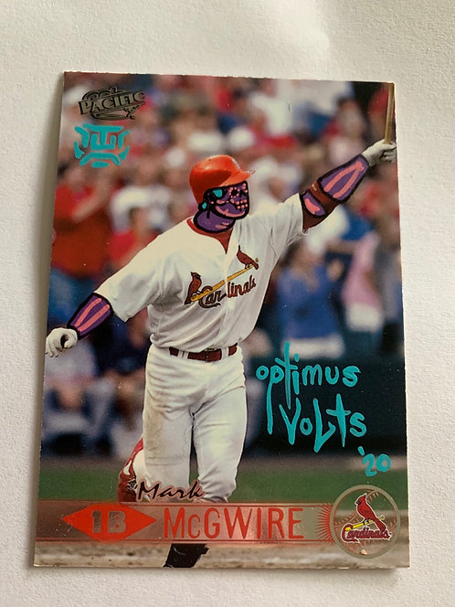 Mark McGwire Pacific 1999 St. Louis Cardinals
