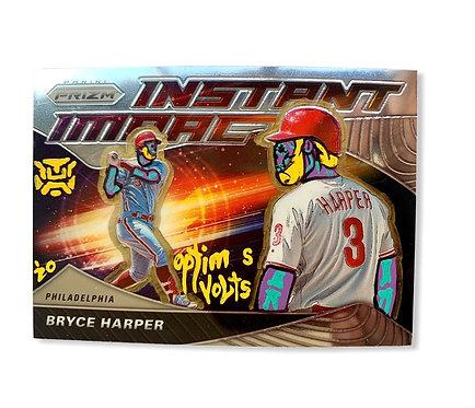 Bryce Harper 2020 prism Panini Philadelphia Phillies