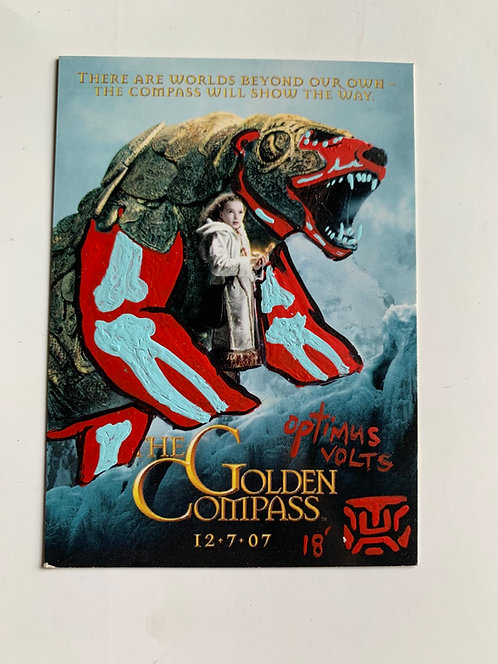 The Golden compass promo San Diego comic con Inkworks 2007