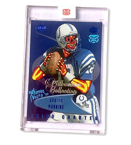 Peyton Manning 1/1 Edge 1999 Indianapolis Colts