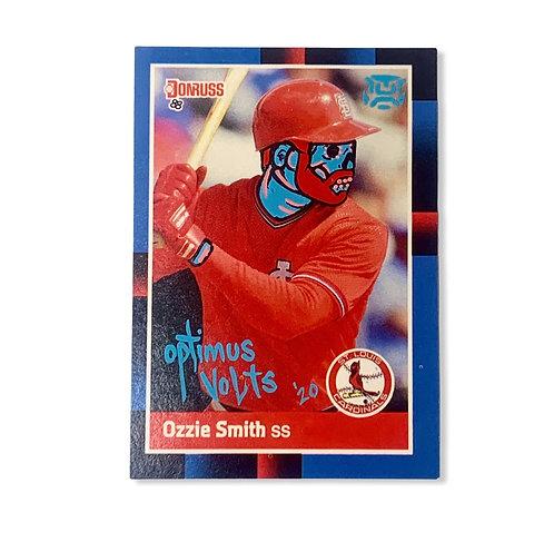 Ozzie Smith Donruss 1988 St. Louis Cardinals