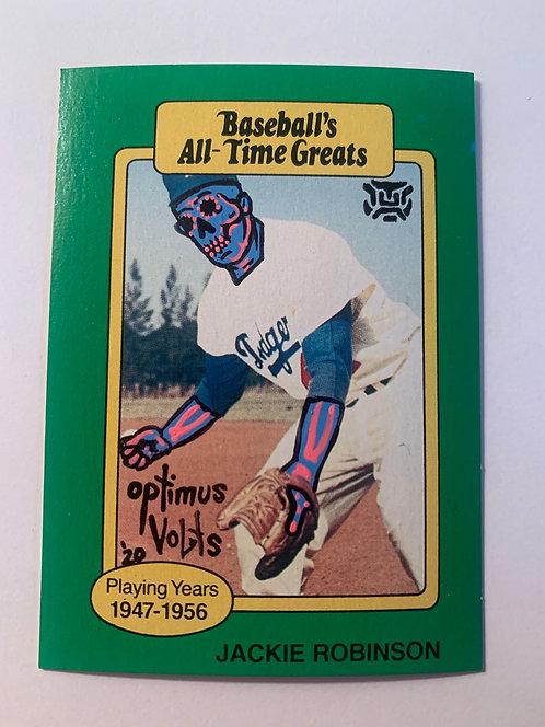 Jackie Robinson baseballs all-time greats