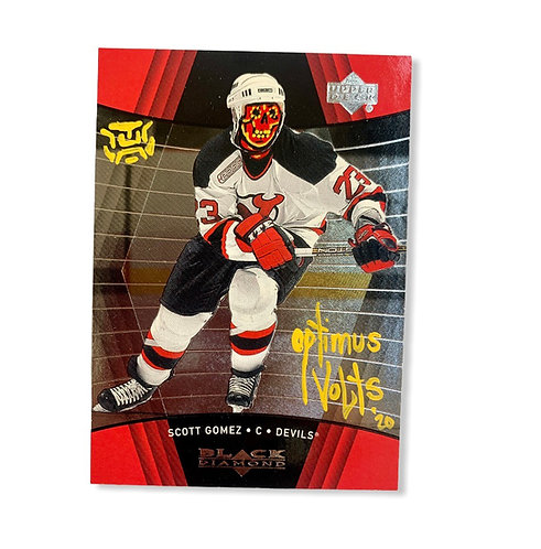 Scott Gomez Upper deck 2000 New Jersey Devils
