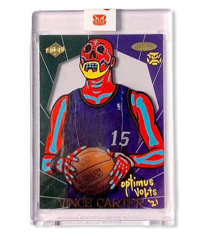 Vince Carter 1/1 Edge 1999 Toronto Raptors