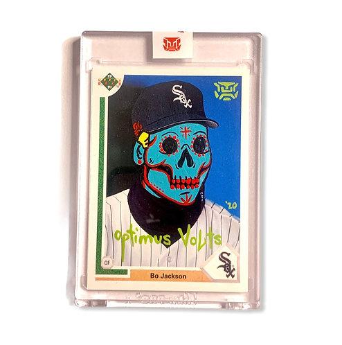 Bo Jackson upper deck 1991 Chicago White Sox