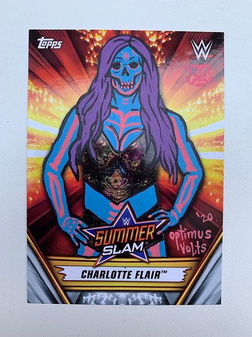 WW summer slam Charlotte Flair