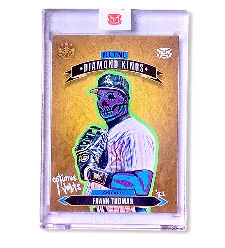 Frank Thomas 1/1 Panini diamond kings Chicago White Sox