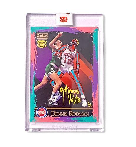 Dennis Rodman SkyBox 1990 Detroit Pistons