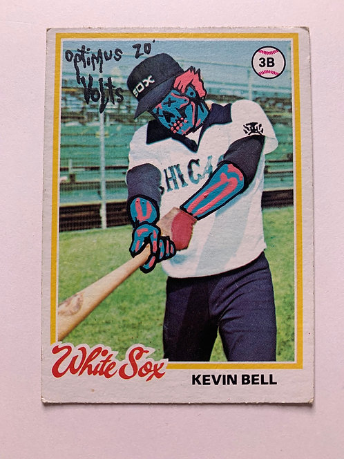 Chicago White Sox Kevin Bell