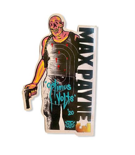 Max Payne 3 Sticker
