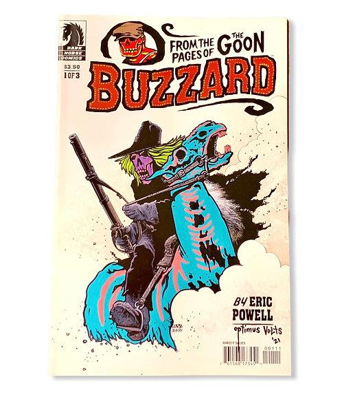 Buzzard #1 Dark Horse Comics 1/1