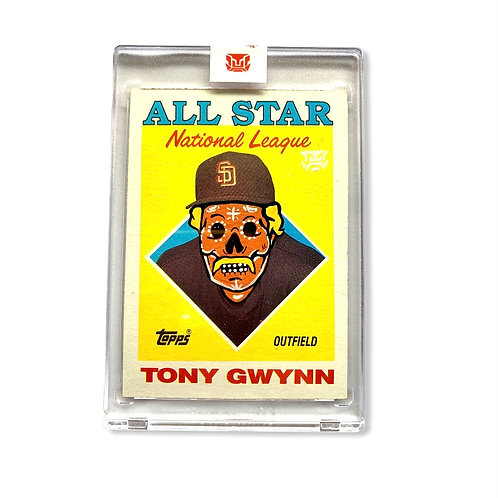 Tony Gwynn Topps 1988 all star San Diego padres