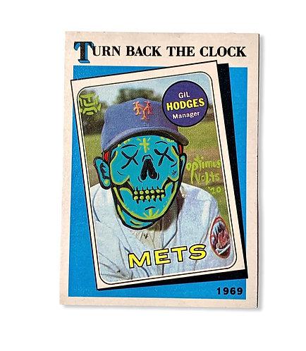 Gil Hodges Topps New York Mets