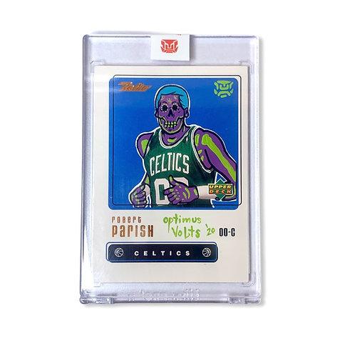 Robert Parish upper dick 1999 Boston Celtics
