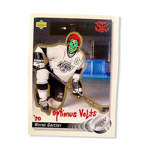 Wayne Gretzky Upper deck 1992-93 Los Angeles kings